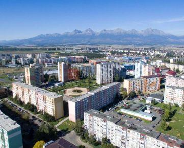 Súrne hľadám pre nášho klienta 1-izbový byt s balkónom v Poprade-Západ