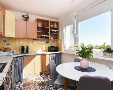 Na predaj 3 izbový byt v Bratislava-Vrakuňa na ulici Rajčianska