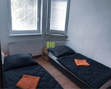 PRENÁJOM LÔŽOK - ubytovanie v Nitre