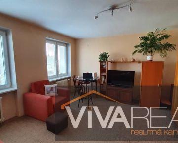 VIVAREAL* REZERVOVANÉ ! TEHLOVÝ 2 izb. byt, balkón, výmera 58m2, Podjavorinská ul. Trnava