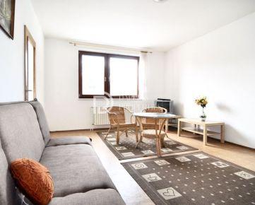 Na prenájom priestorovo bohatý 1 izbový byt Na hlinách v Trnave