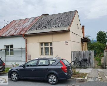 Dom blízko centra Banská Bystrica.
