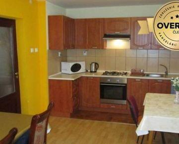 Prenájom - zrekonštruovaný 3 izb. rodinný dom - Nitra, Branč