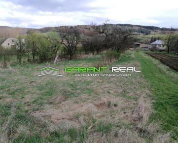 GARANT REAL - predaj stavebný pozemok 1319 m2, Koprivnica, okr. Bardejov