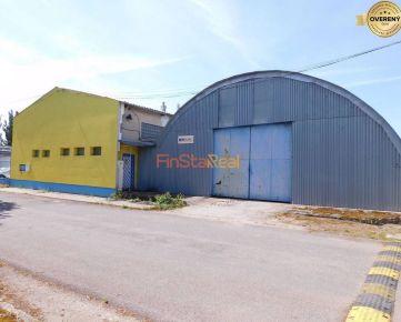 Predaj areál s výrobno-skladovacími priestormi v Trnave