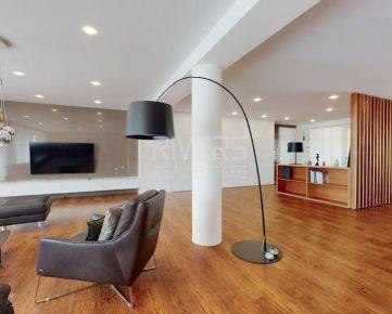 Luxusný veľkometrážny byt v srdci Bratislavy (3D virtual tour)