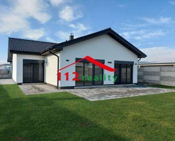 112reality - Na prenájom úplne nový 4 izbový rodinný dom, Slovenský Grob, NOVOSTAVBA v Malom Raji