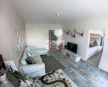 Na predaj 3-izbový, kompletne zrekonštruovaný byt v centre mesta Martin