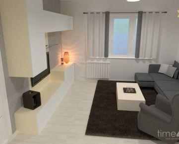 NA PREDAJ 2-izbovy byt po kompletnej rekonštrukcii
