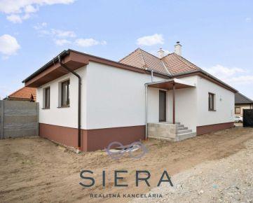 Rezervované – Rodinný dom po kompletnej rekonštrukcii na Záhorí