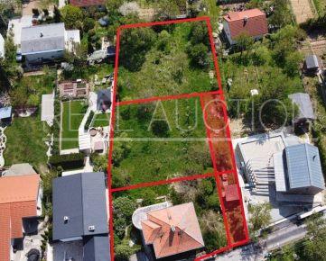 Predaj 18ar pozemok Nitra, stredná časť Zobora