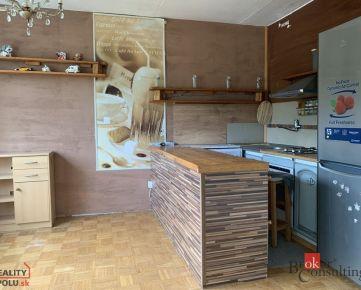 1 izbový byt Zvolen na predaj, so samostatnou kuchyňou na Sekieri + VIDEO