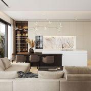 1-izb. byt 49m2, novostavba