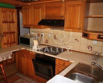 Prenajom - 4 izbový rodinný dom Topoľčianky, 96m2. CENA: 550,00 EUR/mesiac