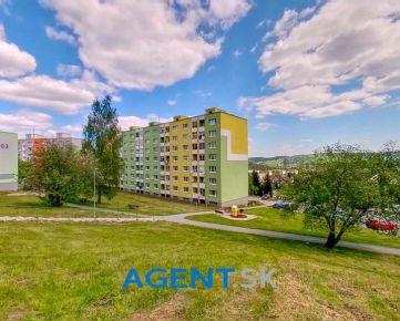 AGENT.SK Predaj 3-izbového bytu na Okružnej ulici v Čadci