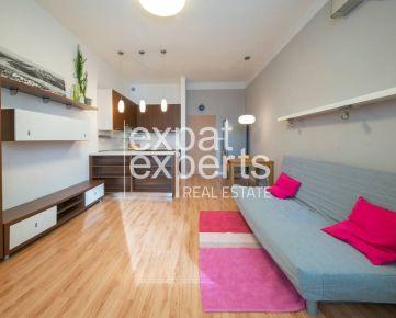 Slnečný 2i byt, 65m2, plne zariadený, klimatizácia