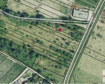 Ponúkame na predaj pozemok s rozlohou 807m2, Bratislava- Rača Krasňany