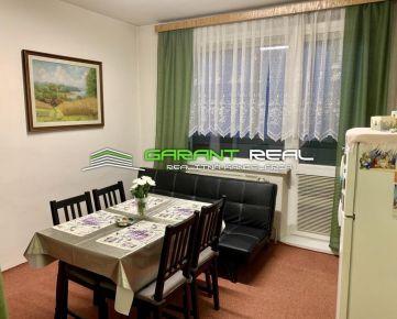 GARANT REAL - predaj 3-izbový byt 72 m2, šatník, loggia, Prešov, Sídlisko III, A.Prídavku