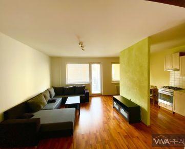 VIVAREAL* KRÁSNY 3 izb. byt v centre mesta, výmera 70m2, veľká loggia, Vajanského Trnava