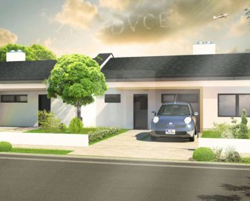 "Direct Real - Novostavby rodinných domov v Zlatovciach! ""IRON M"""