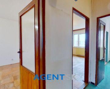 AGENT.SK 3-izbový byt na Pražskej ulici, Košice-Západ
