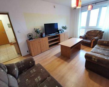Prenajmem 3 izbový zariadený byt v širšom centre Košíc