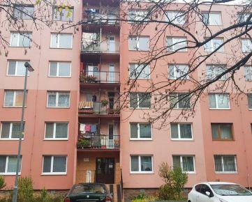 Dražba 3 - izbového bytu v Michalovciach