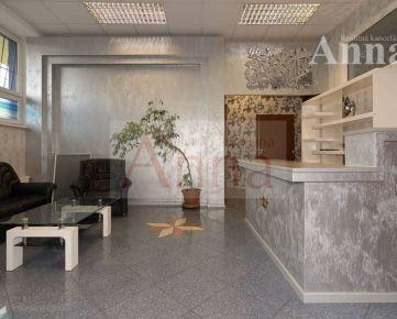 Obchodný priestor - Račianska ul. (142 m2)