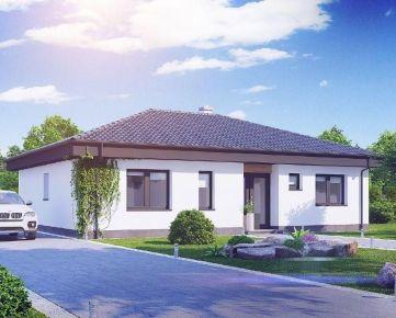"NOVOSTAVBA bungalov typ ""A""  holodom v projekte RED OAK NItra, Lužianky"