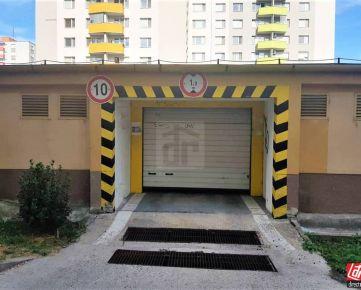 Direct Real - Samostatná garáž v garážovom dome, Veternicová ul., Karlova Ves - Dlhé Diely