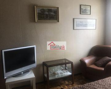 Prenájom zariadenej izby, Bratislava - Staré Mesto
