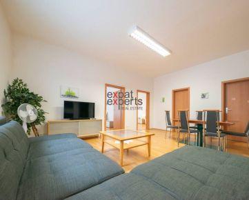 3 - izbový byt, Staré mesto, 92m2, 1/6p. , +25 m2 terasa, slnečný