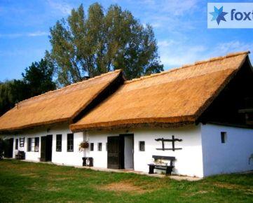 Predaj väčšej Chalupy pri Gabčíkove, tichá časť pri lese , obrovský pozemok 5600m2, (Lipot 5km)
