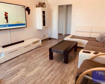 --PBS-- ++MODERNÝ 3.-izbový byt s BALKÓNOM po rekonštrukcii, výmera až 76 m2, KLÍMA, Koniarekova ulica++