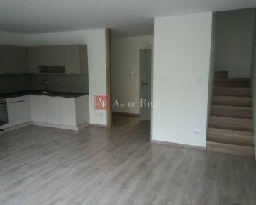 Krásny mezonetový 3 izbový byt s balkónom, centrum Vrútky, Novostavba