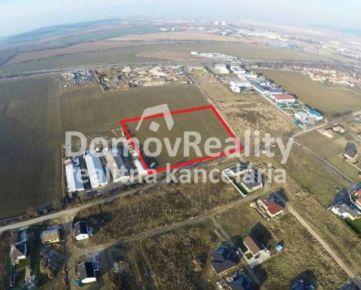 STAVEBNÉ POZEMKY 12000 m2, NITRA – KYNEK, Výhodná ponuka!!!