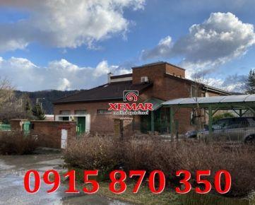 Na predaj dvojpodlažná administratívna budova v Banskej Bystrici, mestská časť – Radvaň