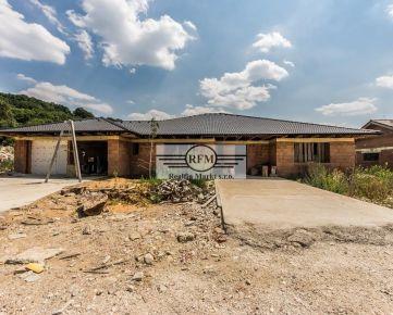 Ratnovce – 6 izbová novostavba rodinného domu – bungalov