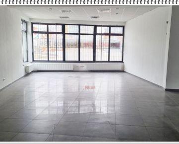 ID 2590  Prenájom: obchodný / prevádzkový priestor, 110 m2, širšie centrum, Žilina