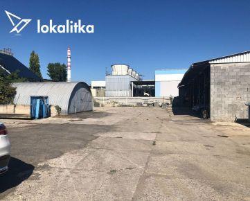 Priemyselný areál s budovami na podnikanie v objekte TAZ v Trnave   ID748