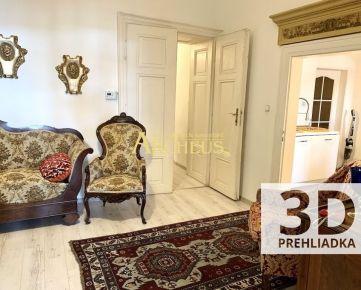 3D PREHLIADKA: 5 IZBOVÝ BYT, 177 m2, HLAVNÁ, PREŠOV