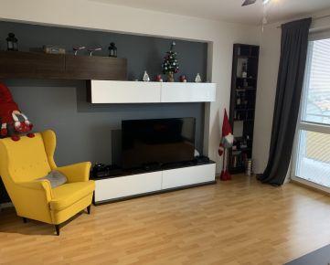 Prenájom 2 izbového bytu na Rusovskej ulici v novostavbe v Petržalke