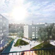 3-izb. byt 63m2, developerský projekt