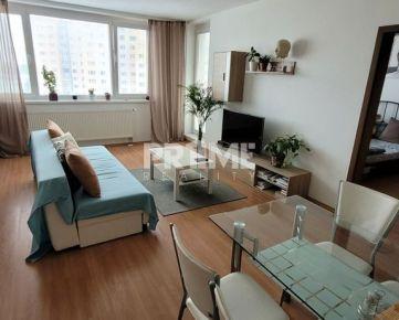 Pekný 2i byt, NOVOSTAVBA, LOGGIA, SOLAR, Budatínska ulica, Petržalka