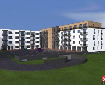 Direct Real - Directreal ponúka na predaj 4-izbový byt; 114,55 m2 s dvomi balkónmi 9,04 m2, plánovaný bytový komplex PEGAS, širšie centru...