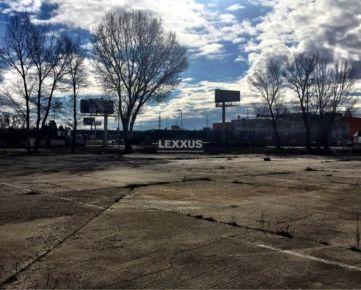 LEXXUS-PREDAJ, investičný pozemok pre viacúčelový Development BA II