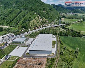 Prenájom skladových priestorov 20.000 m2, Žiar nad Hronom