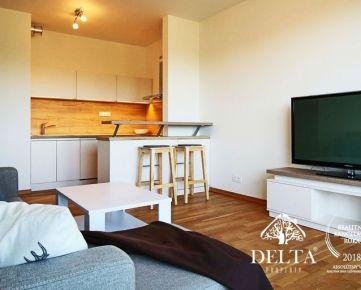 DELTA   3 izbový byt v novostavbe Cubicon Gardens, Rudolfa Mocka, Karlova Ves, 64 m2
