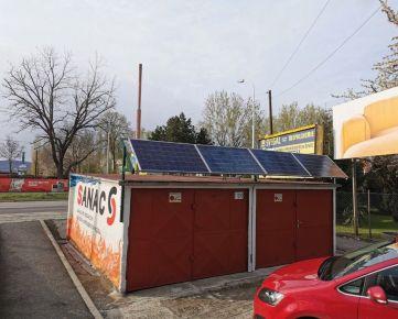 Prenajmeme samostatnú garáž na Trnávke, Doležalova / Rožňavská