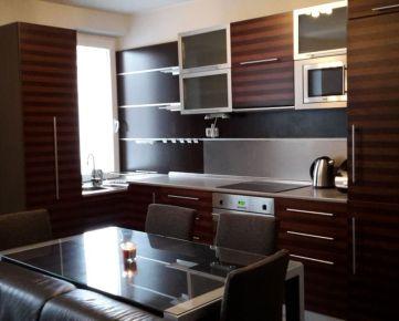 Prenájom moderný 2 izbový byt, Ovručská, veľa zelene, zariadený, Nové Mesto, BA III